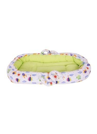 Sevi Bebe Bebek Yatağı Yeşil